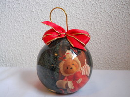 Cherished Teddies Christmas Ornament Patricia Hillman 1994 Enesco - $11.87