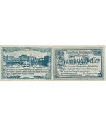 20 Heller 1920. Notgeld. Austria. Necessity mon... - ₨160.68 INR