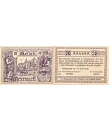 20 Heller 1920. Notgeld. Austria. Necessity mon... - ₨162.81 INR