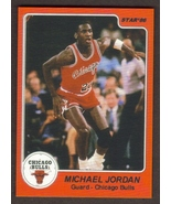 MICHAEL JORDAN Card RP #117 Bulls RC 1986 S Free Shipping - $2.95