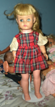 Doll - Blond in Pigtails - $5.95