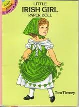 LITTLE IRISH GIRL PAPER DOLL- DOVER LITTLE ACTI... - $4.95