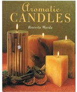 Aromatic Candles Craft Book by Rosevita Warda - $9.75