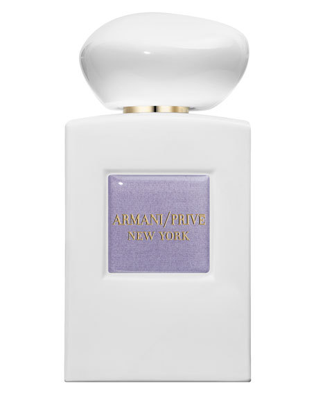 NEW YORK by ARMANI/PRIVE 5ml Travel Spray Perfume BERGDORF GOODMAN EXCLUSIVE