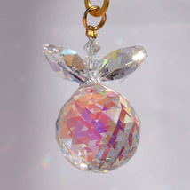 Crystal Berry Ornament image 3