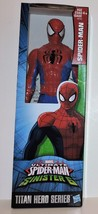 2016 MARVEL TITAN HERO SERIES SPIDER-MAN POSABLE 12 INCH ACTION FIGURE - $20.00