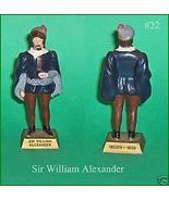 Lipton Tea Famous Canadians Sir William Alexander - $13.50