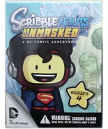 Scribblenauts Unmasked Mini-Figure Blind Box - Series 4 - Brand New - $2.99
