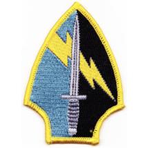 "3.5"" Army 560TH Battlefield Surveillance Brigade Embroidered Patch - $16.24"