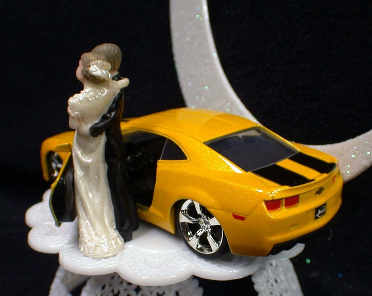 Chevy Camaro Auto Mechanic Wedding Groom and 50 similar items