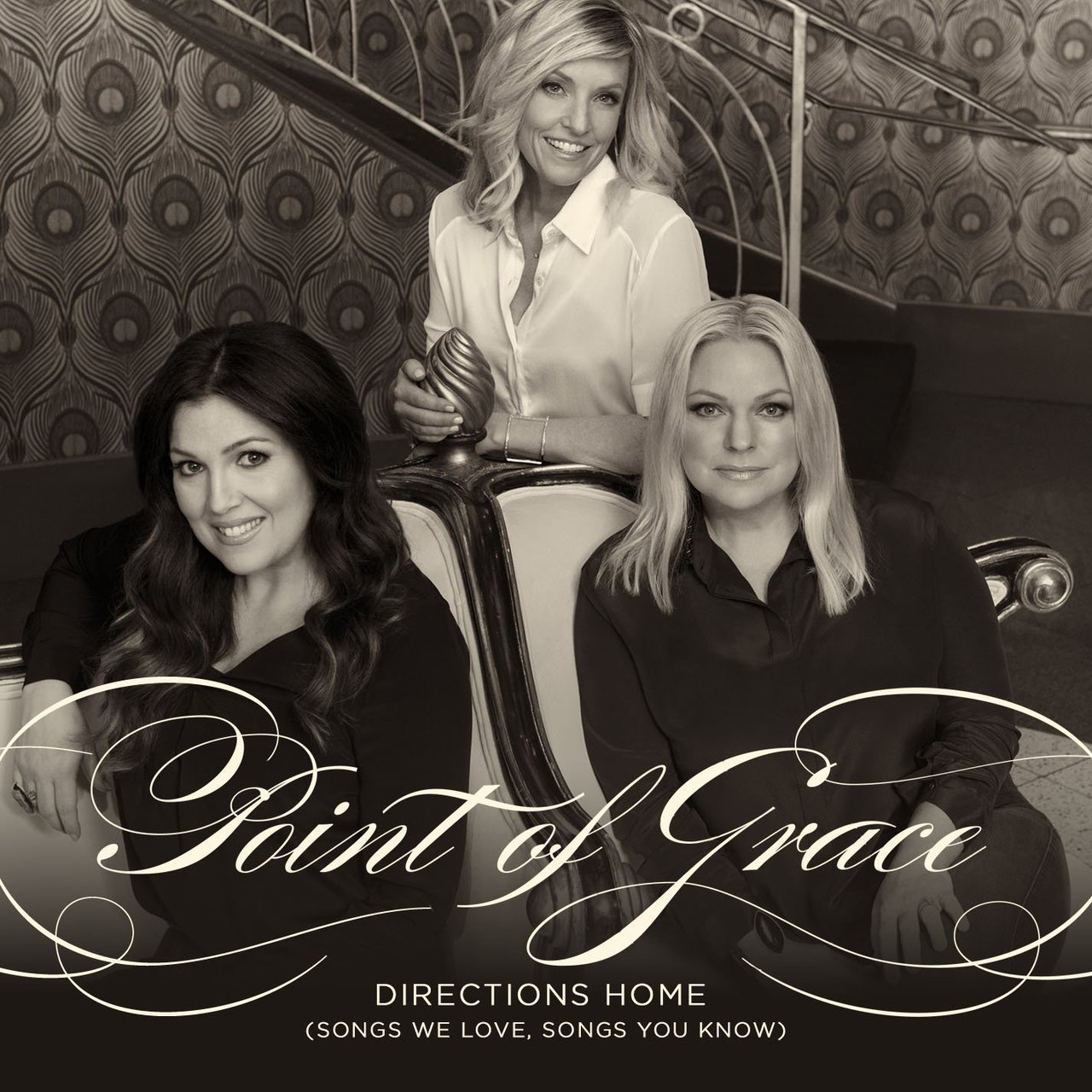 Directions home   songs we love   songs you know   by point of grace