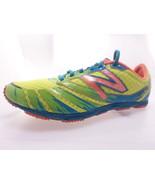 New Balance WXC700SY Womens Running Spike Shoes Yellow/Size 8 B - $29.20