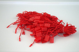 "5"" 5000 Pcs RED Snap Lock Pin Security Loop Pla... - $27.81"