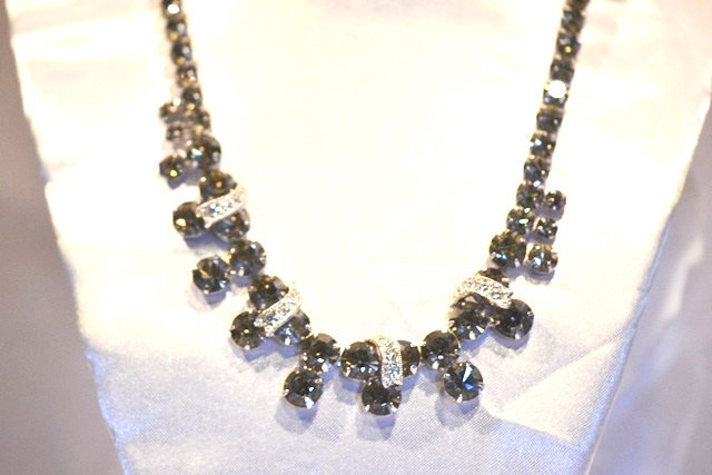 Signed WEISS Necklace - $115.00