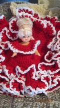 Beautiful Handmade Doll Dress (Dress Only) - $19.99