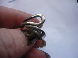 HAUNTED SILA DJINN MALE  VERY POWERFUL VINTAGED RING SIZE 6.5 - $100.00