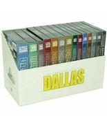 Dallas The Complete Series DVD Box Set (Seasons 1-14 + 3 Movies) Brand New - $273.99