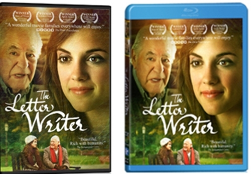 The letter writer   dvd or blue ray   22.99