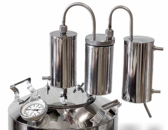 3 gal Alcohol distiller reflux ethanol moonshine still ...