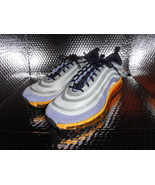 NIKE AIR MAX 97-2013 HYP MENS SNEAKERS NIKEPR PLTNM/UNVRSTY SIZE 13 - $150.00