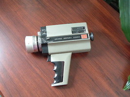 Vintage sears reflex zoom XL movie camera sold as is for parts - $22.62