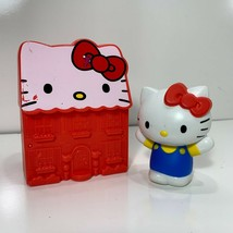 Hello Sanrio Hello Kitty Red House 2016 McDonalds Happy Meal Toy Figurine - $7.99