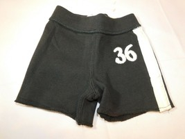 The Children's Place Baby Boy's Active Shorts Charcoal & White 6-9 Month... - $24.74