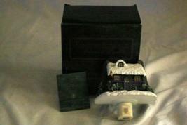 Thomas Kinkade Stonehearth Hutch Night Light #001-205-6316 In Box - $8.31
