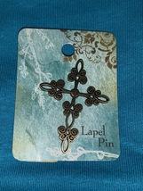 NWT Cross Lapel Pin - Dicksons Hallmark - $5.00