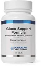 Douglas Laboratories - Gluco-Support Formula - Multivitamin/Mineral Formula to S
