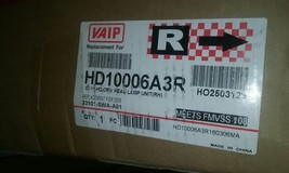 Vaip HONDA Replacement Vision HD10006A3R Passenger Side Headlight For 07-10 - $197.99