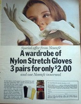 Nescafe Coffee Glove Offer Magazine Print Magazine Advertisement 1964 - $5.99