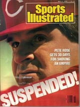 May 9, 1988 Sports Illustrated Pete Rose Issue - $4.94