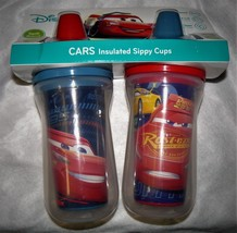 The First Years 2 Pack 9 Ounce Insulated Sippy Cup, Cars/Pattern May Var... - $17.79