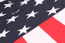 Men's USA American Flag Sleeveless Shirt Summer Beach Patriotic Tank Top image 4