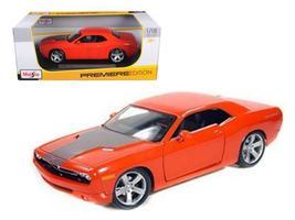 2006 Dodge Challenger Concept Car 1:18 Diecast Model Car by Maisto - $61.46