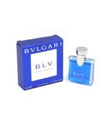 *BLV*Bvlgari Pour Homme Mini Size Cologne EDT Splash .17 oz / 5 ml New i... - $13.85