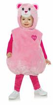 Underwrap Build a Bear Pink Cuddles Teddy Infant Toddler Halloween Costu... - £41.62 GBP
