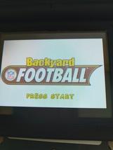 Nintendo Game Boy Advance GBA Backyard Football image 1