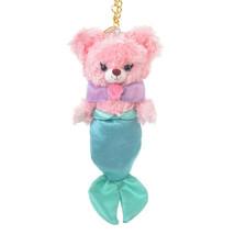 Uni Bear Haufurozu Keychain Ring Stuffed Doll Figure Plush Toys Ariel me... - $66.33