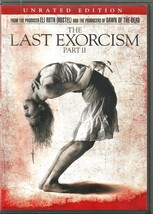 THE  LAST  EXORCISM  PART II  ~  ASHLEY BELL /  JULIA GARNER  DVD WIDESC... - $3.00