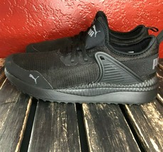 Puma Pacer Next Cage Black Women Running Shoes Athletic Running Shoe Size 8 - $34.64