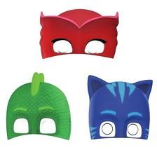"PJ Masks Paper Party Masks (8 Pack) 7 3/10"" x 9 4/5"" - $7.12"