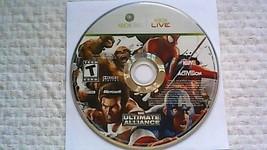 Marvel: Ultimate Alliance (Microsoft Xbox 360, 2006) - $6.20