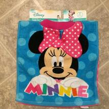 NWT DISNEY MINNIE MOUSE TODDLER BIBS 2 PACK - $10.00