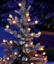 Pop-Ons Light Bulb Star Covers Country Americana Christmas Tree Decor $1... - $10.84+
