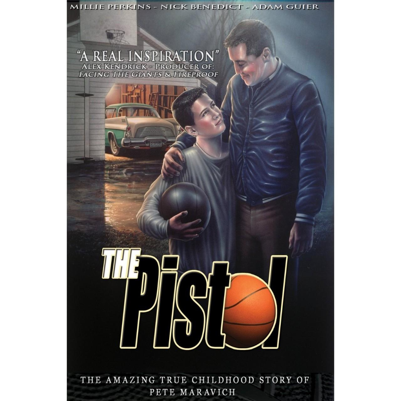 The pistol   dvd