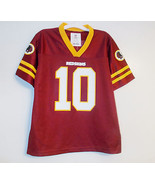 NFL PLAYERS Robert Griffin III RG3 Boys Youth Jerseys Various Sizes   NWT - $16.24