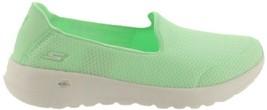 Skechers GO Walk Joy Slip-on Shoes Radiant Light Green 8M NEW A302183 - $48.49