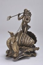 Poseidon on Chariot Statue - $69.29